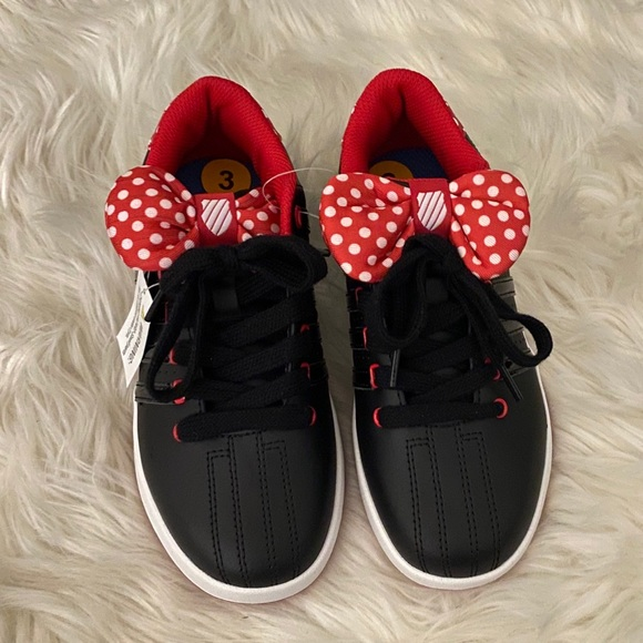 K-Swiss Shoes | Kswiss Minnie Mouse